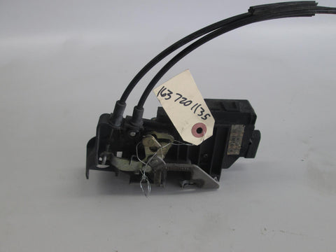 Mercedes W163 right front door latch lock actuator 1637201135