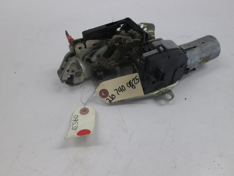 Mercedes W210 wagon trunk latch lock actuator 2107400825