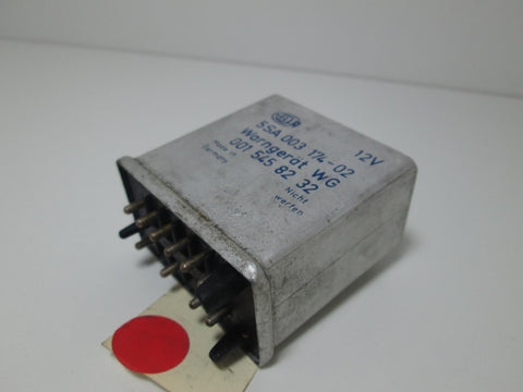 Mercedes control module relay 0015458232 OEM original Mercedes part