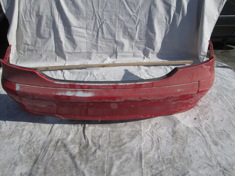 Mercedes W203 coupe rear bumper cover C230