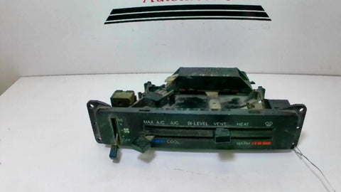 Volkswagen Rabbit 81-84 A/C heater climate controller 175820311