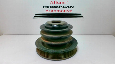 Porsche 928 83-86 crank shaft pulley 92810213911