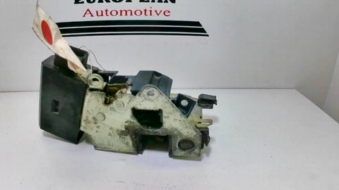 BMW E36 left front door latch lock actuator