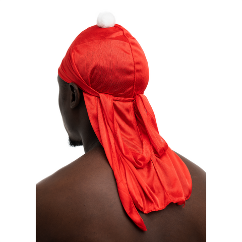 Santa Durag from the side