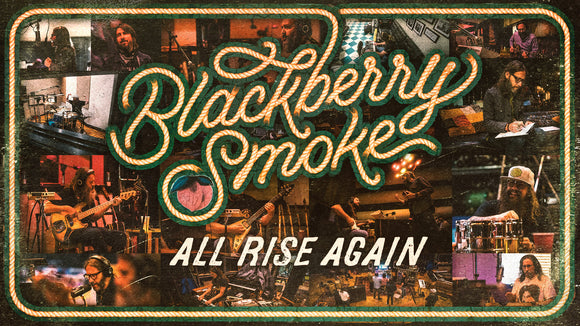 Blackberry Smoke - All Rise Again f/ Warren Haynes (Official Music Video)