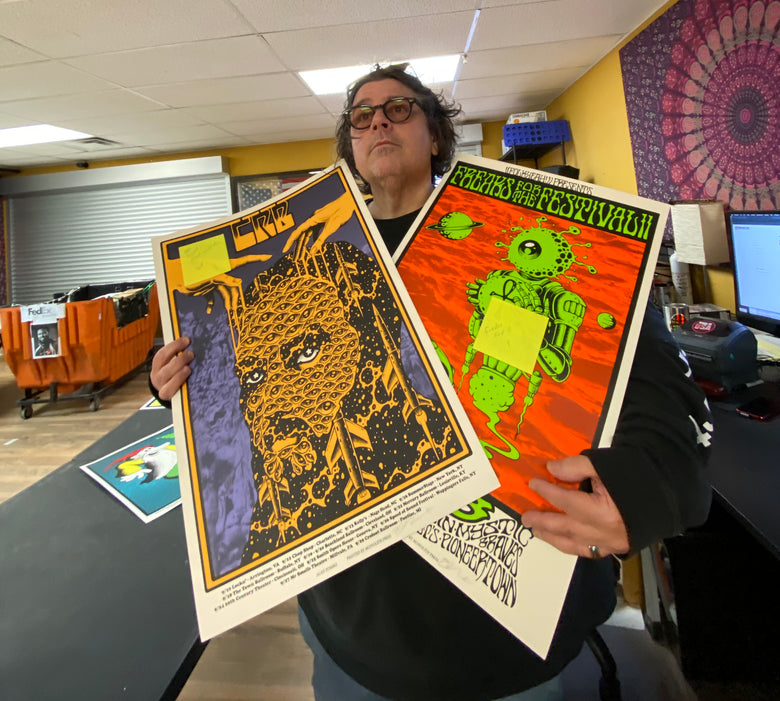 CRB poster Vault has been opened