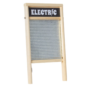 Electric Washboard by Cody Dickinson