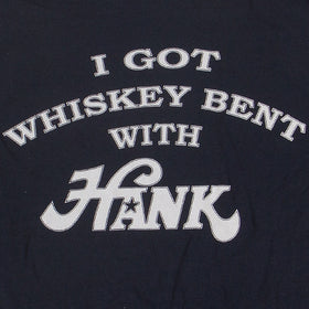 Hank JR I Got Whiskey Bent Tee