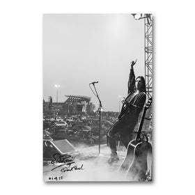 NICK PERRI 'LIVE AT THE DRIVE IN' – LIMITED EDITION AUTOGRAPHED AND NUMBERED PHOTO PRINT