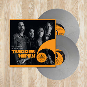 Trigger Hippy Full Circle And Then Some LIMITED Edition Grey Marble Vinyl
