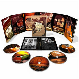 Allman Brothers Band Trouble No More: 50th Anniversary Collection 5-CD Box Set