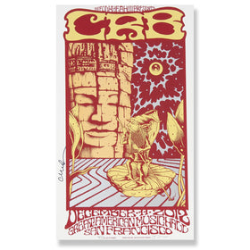 CRB Show Poster GAMH  Dec 11 - 2012 SIGNED BY CR - D7