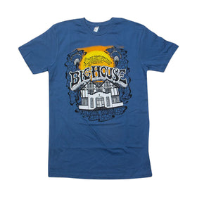 Big House Museum Sunset Tee