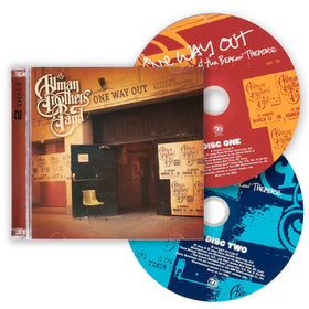 Allman Brothers Band - One Way Out: Live at the Beacon Theatre. CD. 2004