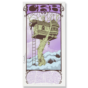 CRB Show Poster October 2012 SIGNED BY CR - D7