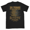 20 Years Of Rock And Roll Tee