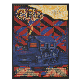 CRB Show Poster December 2017 SIGNED BY CR D8