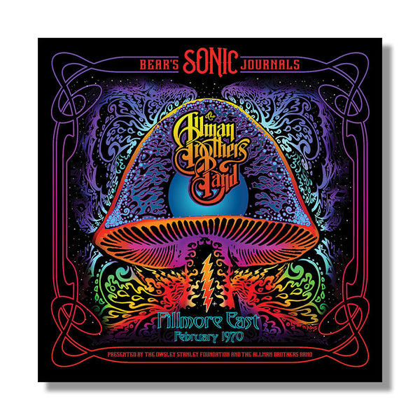 OSF Allman Brothers Band: Fillmore East February 1970 SINGLE CD