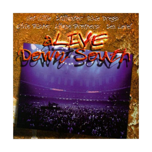 Alive Down South Various Artists CD