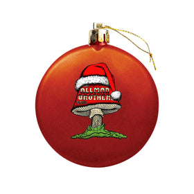 Allman Brothers Band Christmas Ornament