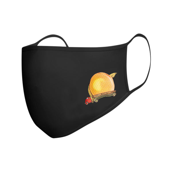 Allman Brothers Band Eat a Peach Mask