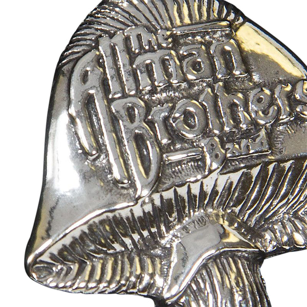 Allman Brothers Band Sterling Silver Mushroom Pendant - Very Limited