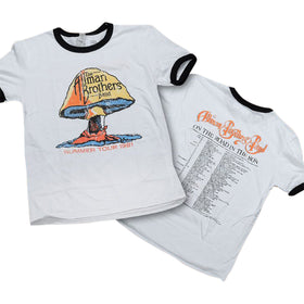 Allman Brothers Summer Tour 1981 Tee