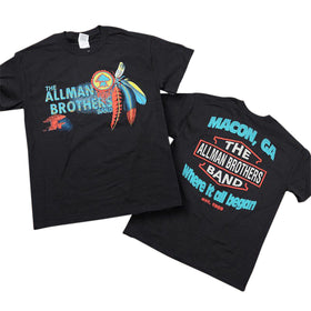 Allman Brothers Where It All Began Tee