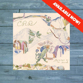 CRB Barefoot in the Head CD