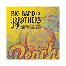 BIG BAND OF BROTHERS - Jazz Celebration Of The Allman Brothers Band (CD)