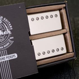 Banker Hand Wound Pickups - Nickel