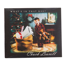 Chuck Leavell - What's In That Bag?