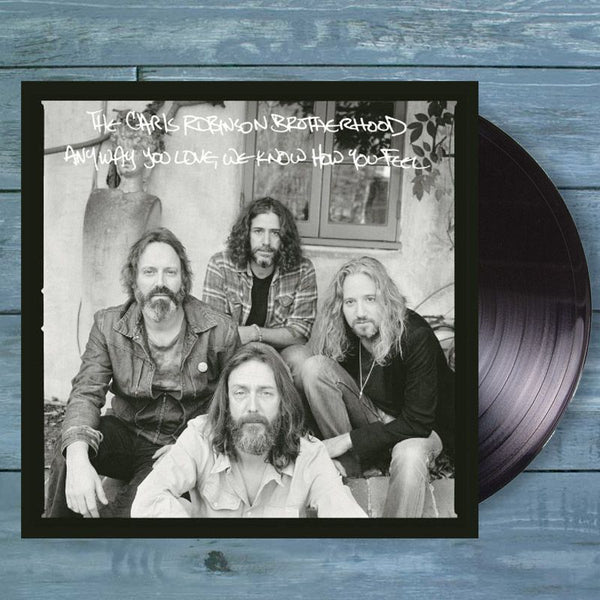 CRB Anyway You Love, We Know How You Feel 45 RPM Vinyl