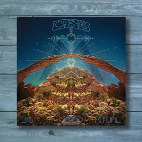 CRB Big Moon Ritual CD