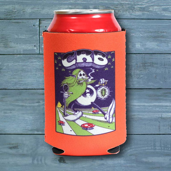 CRB Orange Coozie