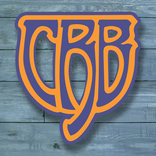CRB Shield Sticker