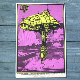 CRB Show Poster Spring Tour
