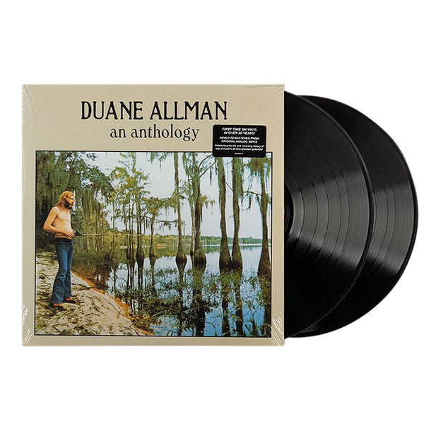 Duane Allman An Anthology  (180g 2LP)