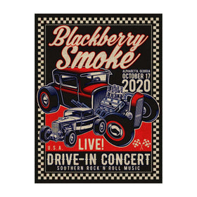 Live at The Drive in 2020 Alpharetta Large Poster - D13