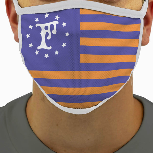 CRB Freak Flag Face Mask