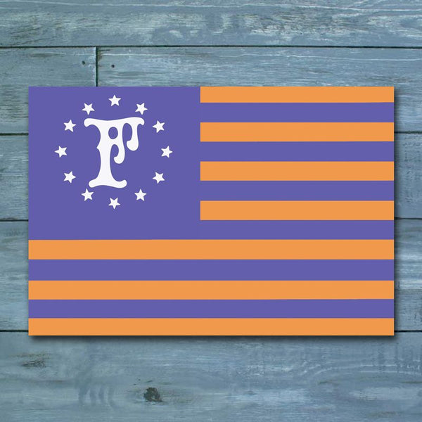 CRB Freak Flag Vinyl Sticker
