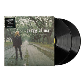 Gregg Allman Low Country Blues (180g 2LP)