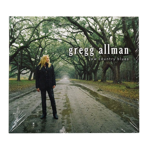Gregg Allman Low Country Blues CD