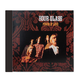 Hour Glass Power Of Love CD