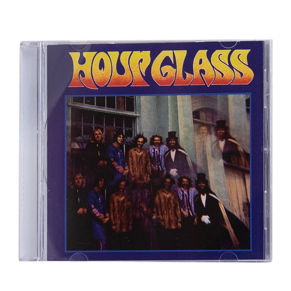 Hour Glass Self Titled CD 1967