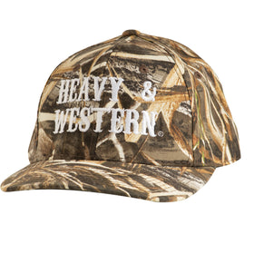 Heavy and Western Real Tree Hat