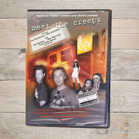 Jim Florentine Meet The Creeps 2 DVD
