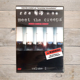 Jim Florentine Meet The Creeps DVD