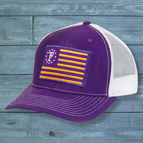 CRB Embroidered Freak Flag Hat