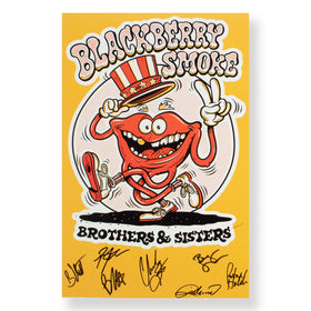 Gold Brothers and Sisters Poster SIGNED